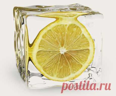Удивительные свойства замороженного лимона, а сколько применений!