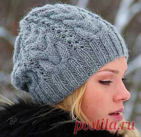 Легендарная шапка Звезда Рока, Вязание для женщин