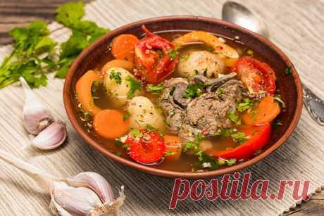 Вкусный обед: тонкости и секреты приготовления узбекского супа шурпы