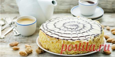 """La torta de \""""Esterhazi\"""""""