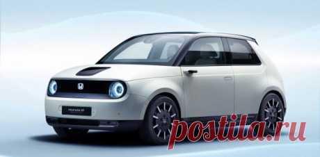 Новая Honda Urban EV 2020: фото, технические характеристики, цены на комплектации