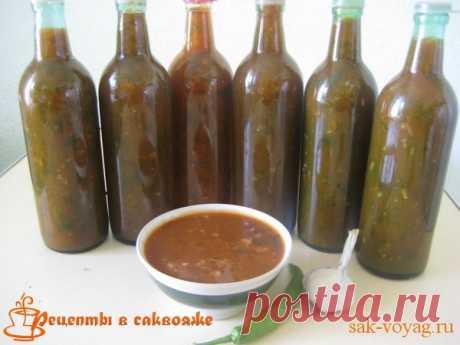 Как приготовить настоящий ткемали - грузинский соус из слив, пошаговый рецепт с фото