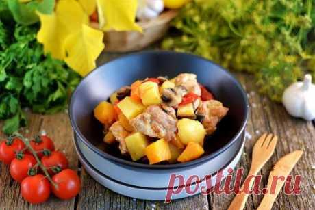 Ужин за 15 минут - быстрые и вкусные рецепты из простых продуктов.