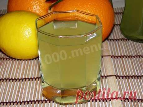 Лимонад из апельсинов рецепт с фото пошагово - 1000.menu