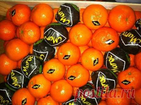 Вот что отличает кислые китайские мандарины от сладких абхазских… Какие ценные подсказки.