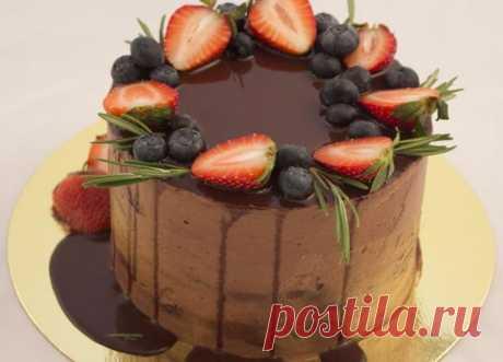 Готовим торт «Прага» в мультиварке «Редмонд»!