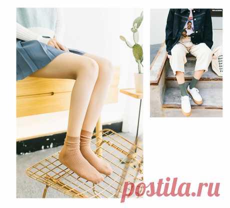 Все-хлопчатобумажные носки _ новая продукция печать носки сплошной цвет носки Японский стиль хлопок 5 двойной подарочной коробке - Алибаба