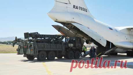 22.10.20-Минобороны Турции: покупка российских C-400 не означает отделение от НАТО Глава минобороны Турции Хулуси Акар заявил, что покупка российских зенитно-ракетных комплексов С-400 не означает отделение Анкары от НАТО, сообщает телеканал NTV .