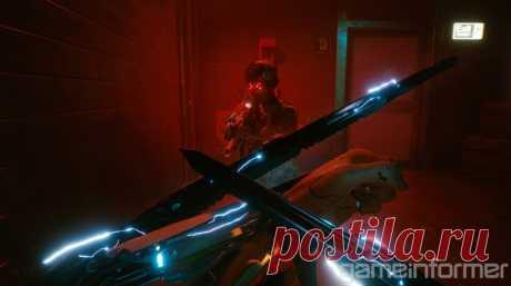 ALL4GAMES.RU - Новые скриншоты из Cyberpunk 2077