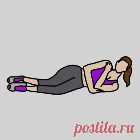 8 упражнений против дряблости рук / Будьте здоровы