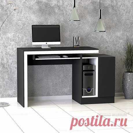 Современный компьютерный стол - Городская мебель