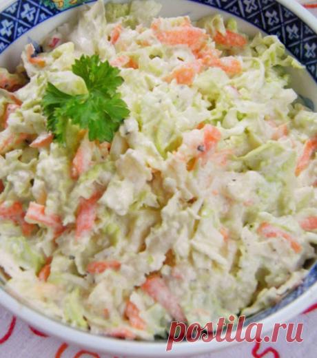 Салат из пекинской капусты и вкусным соусом . Для весны самое то ! | Рецепты от Елены | Яндекс Дзен