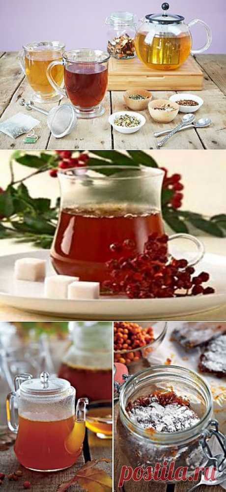 Пять напитков для борьбы с простудой.
