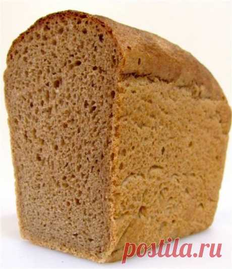 Заварной пшенично-ржаной хлеб в духовке - рецепт с фото на Хлебопечка.ру