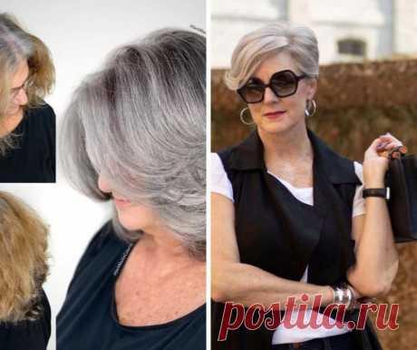 Стрижки, не требующие укладки, для женщин 60 лет: ощутить комфорт и легкость – В РИТМЕ ЖИЗНИ