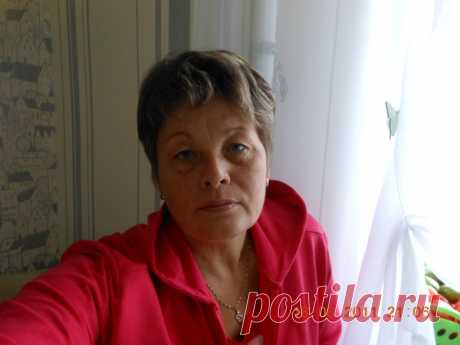 Валентина Яговкина