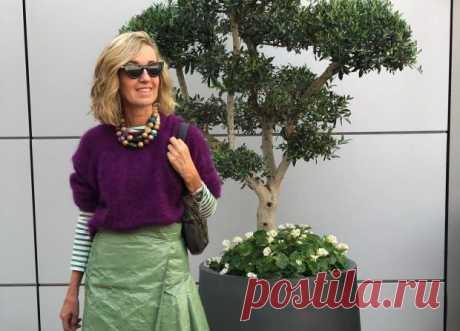 В зрелом возрасте тоже можно выглядеть стильно: модные советы для женщин старше 50 лет