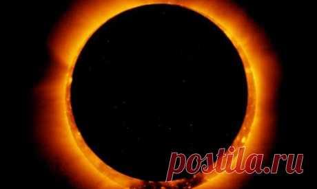 Земляне увидят редкое солнечное затмение - Новости Общества - Новости Mail.Ru
