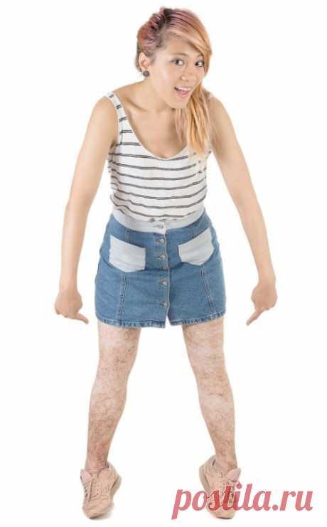 Леггинсы с принтом волос (3 фото)   Чёрт побери Если вы думаете, что женские купальники с изображенными на них волосатыми мужскими телами были пределом, то это вовсе не так. Встречайте новинку - леггинсы с принтом волос. Они выглядят так реалистично, что заставят многих подумать, что вы действительно перестали брить ноги и очень сильно заросли. Разработали эти леггинсы дизайнеры британской компании Contrado, которые предлагают их в нескольких оттенках, чтобы они еще и соот...