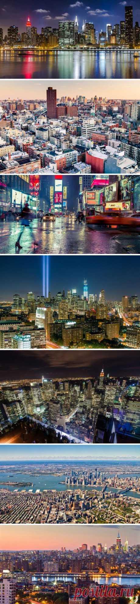 Многие годы люди со всего мира вдохновляются этими образами и величием архитектуры этого города. Сердце Нью-Йорка – Манхэттен, США
