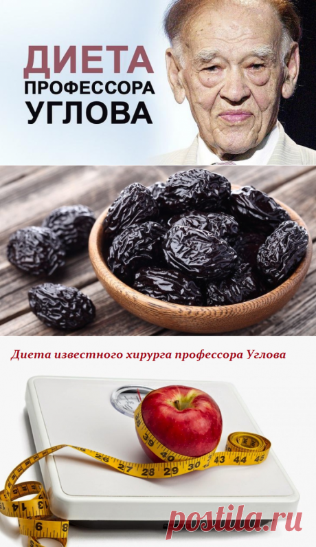 Диета Углова