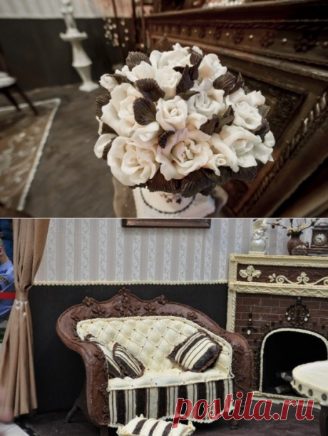 La habitación de chocolate en Kaliningrado - Viajamos juntos