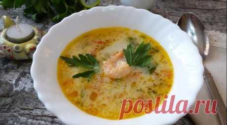 Суп со сметаной и креветками - ПУТЕШЕСТВУЙ ПО САЙТУ. Нежный и ароматный суп с приятной сметанной кислинкой. Идеальный обед или легкий ужин. ИНГРЕДИЕНТЫ креветки 100 г картофель 2 шт. лук порей кусок 5-7 см сладкий перец 0,5 шт. чили по вкусу чеснок 2 зубчика куриный бульон 1 л сметана 100 г мука 1 ст.л. сливочное масло 1 ст.л. ПОШАГОВЫЙ …
