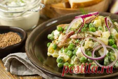 Салат с копченой форелью – пошаговый рецепт с фото.