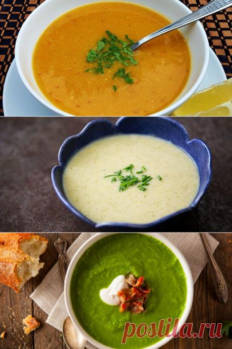 11 вкуснейших супов-пюре с шампиньонами, тыквой, брокколи и не только - Лайфхакер