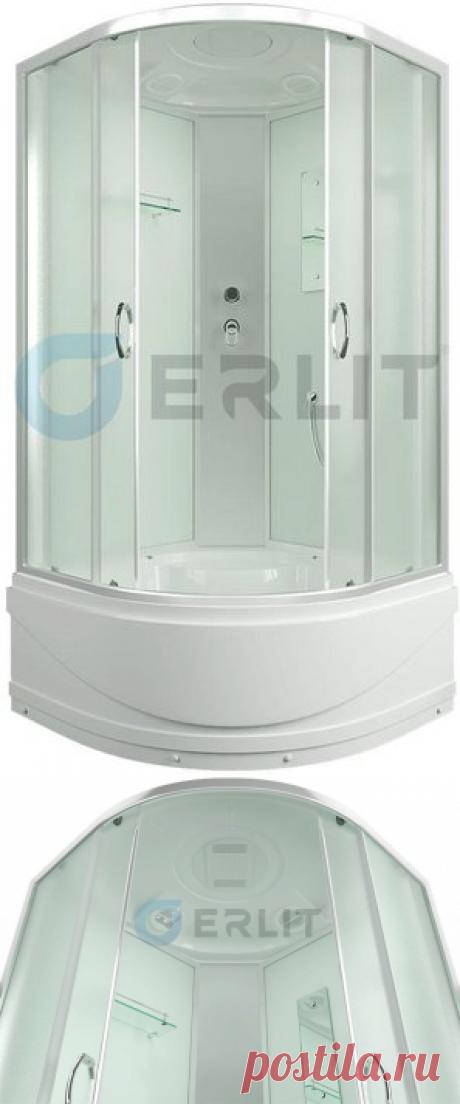 Душевая кабина Erlit ER3509TP-C3 90x90 купить в интернет-магазине Bydom.by (Код товара: 8489)