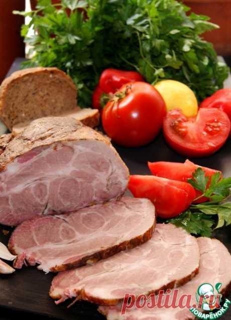 Мясо, маринованное мокрым способом – кулинарный рецепт