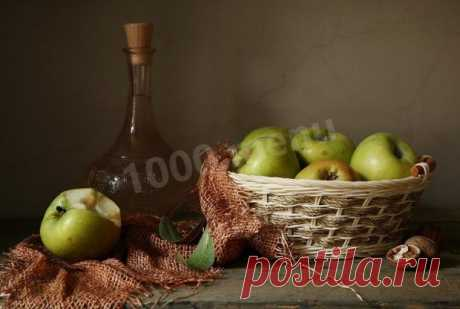 Яблочное вино с изюмом рецепт с фото - 1000.menu