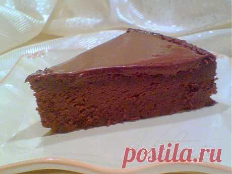 """Сладкий мир - Сногсшибательный торт """"Нэмесис шоколад"""""""
