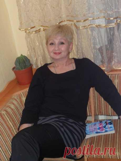 Наталья Сактанова