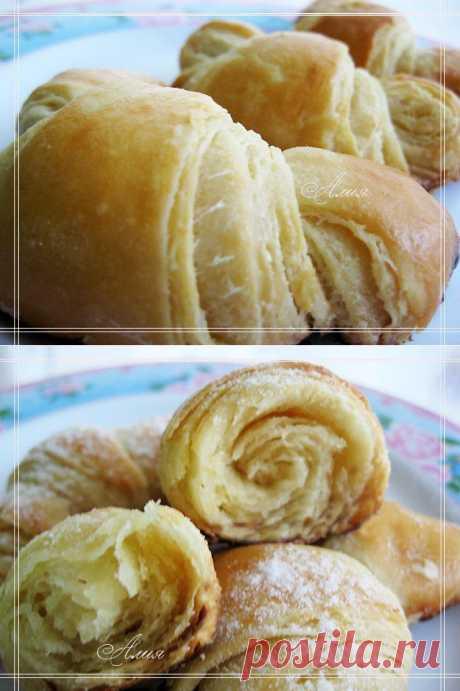 """""""Круассоны"""" (Croissants)"""