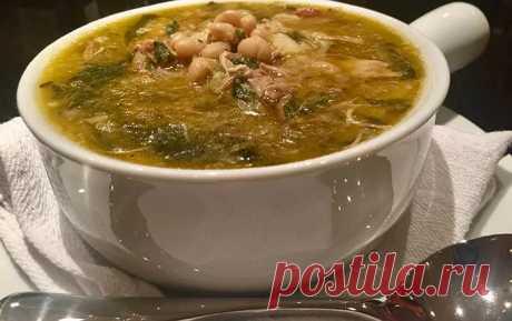 Суп кальдо: бульон по-галисийски