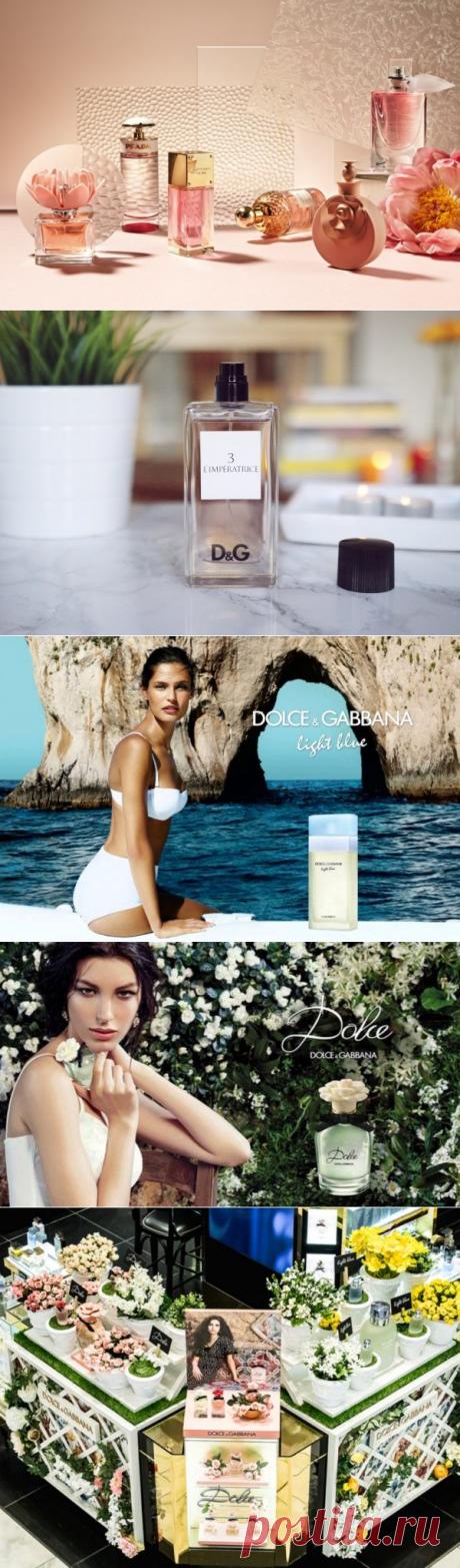 Встречайте ароматы весны для женщин от Dolce & Gabbana - новости Италии