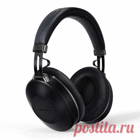 Bluedio H2 Wireless bluetooth Headset ANC Active Noise Cancelling HiFi Stereo To - US$49.99