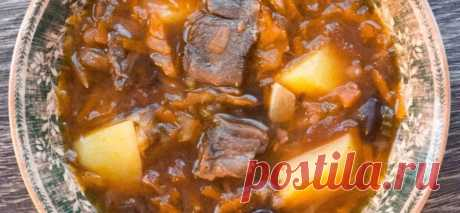 Гуляш по-венгерски с фасолью в мультиварке - Пошаговый рецепт с фото своими руками. Мультиварю