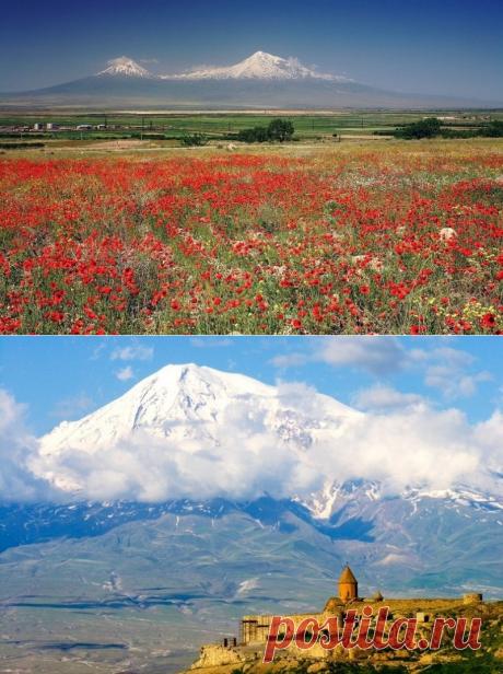 Гора Арарат — Путешествия