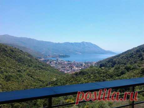 (15) Фејсбук Budva from hill Toplish