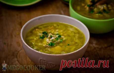 Рецепт перлового супа с индейкой в мультиварке — MEGOCOOKER