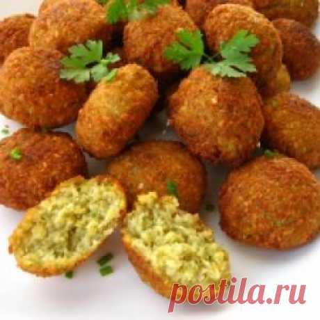 Кожыпог (гороховые шарики) - рецепт с фото