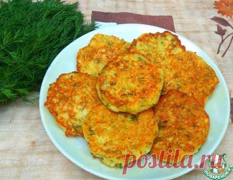 Картофельные деруны с колбасой – кулинарный рецепт