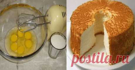Вот как выпекают настоящий бисквит! Наконец-то нашла дельный рецепт - Женский Журнал Итак, бисквит — кондитерское тесто, приготовленное из яиц, сахара и муки. Казалось бы, ничего сложного, но всё же существуют некоторыесекреты его выпечки, о которых с удовольствием поведаем Вам дорогие читатели. Секреты выпечки бисквита Соблюдайте правильноесоотношение ингредиентов. Вот наиболее удачное: 6 яиц, 1 стак. сахара, 1 стак. муки, 1 щепотка соды или 0,5 ч. л. разрыхлителя. …