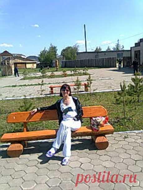Наталья Аубакирова
