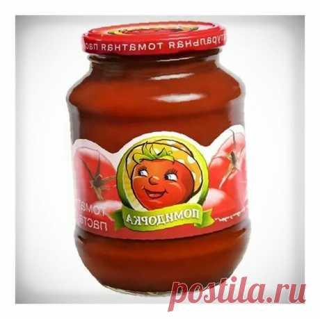 Как уберечь томатную пасту от появления плесени? | Полезные советы | Яндекс Дзен