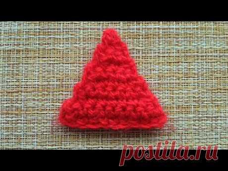 Равносторонний треугольник крючком