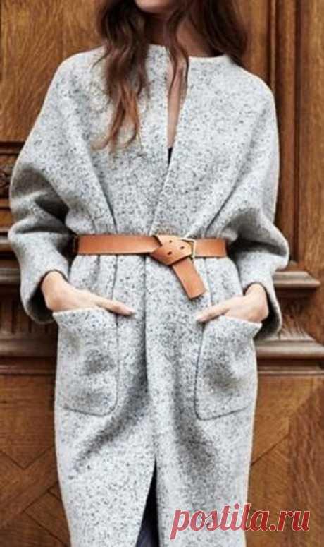 Самые модные женские пальто сезон осень! Вариант № 7 — моя давняя мечта — Мой милый дом