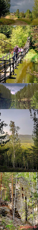 (+1) тема - Южный Урал. Французская горка. | Непутевые заметки